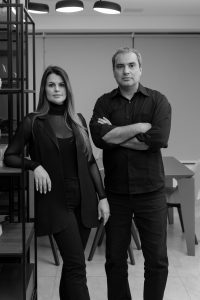 Isabella Magalhães e Leonardo Ribeiro